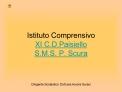 Istituto Comprensivo XI C.D.Paisiello S.M.S. P. Scura