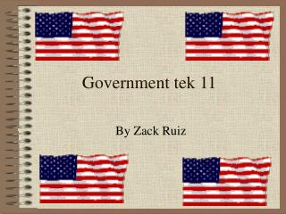 Government tek 11