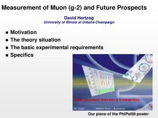 Measurement of Muon (g-2) and Future Prospects