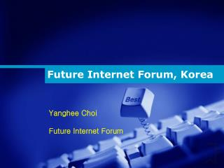 Future Internet Forum, Korea