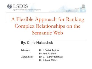 A Flexible Approach for Ranking Complex Relationships on the Semantic Web