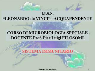 "I.I.S.S. ""LEONARDO da VINCI"" - ACQUAPENDENTE"