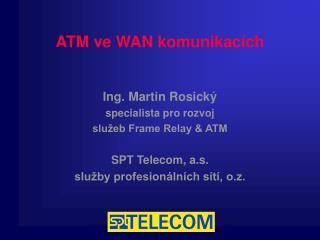 ATM ve WAN komunikacích