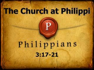 The Church at Philippi