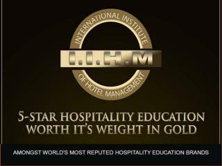 IIHM Presentation 2014
