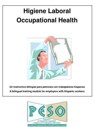Higiene Laboral Occupational Health