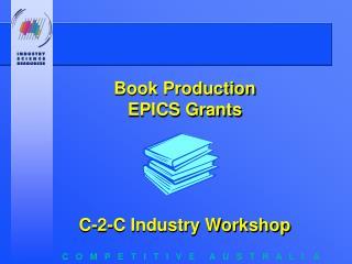 Book Production  EPICS Grants