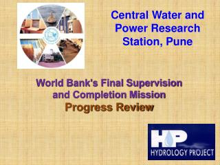 Central Water and Power Research Station, Pune