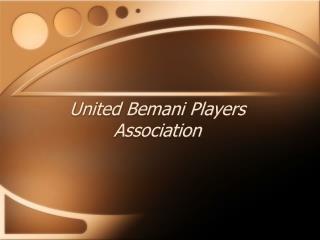 United Bemani Players Association
