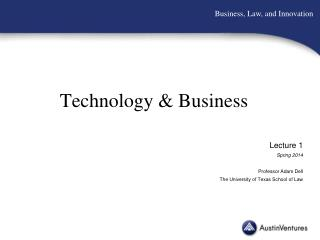 Technology & Business
