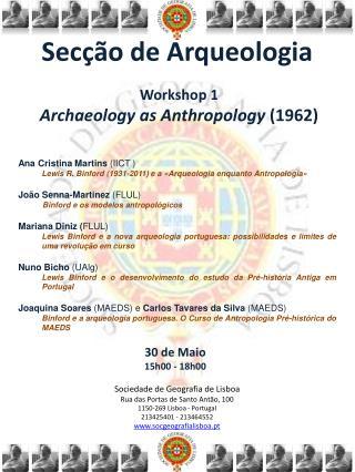 Secção de Arqueologia