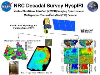 NRC Decadal Survey HyspIRI