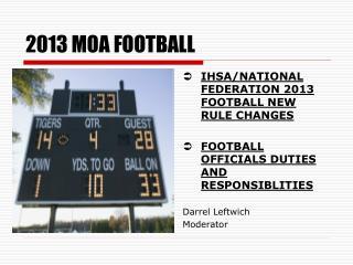 2013 MOA FOOTBALL