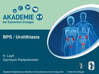 BPS / Urolithiasis