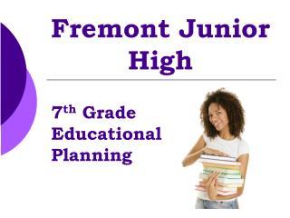 Fremont Junior High