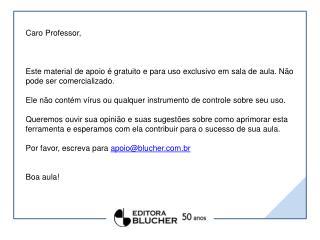 Caro Professor,