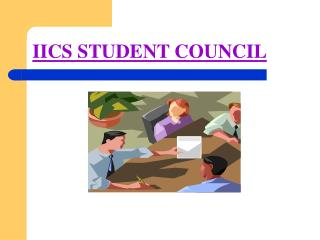 IICS STUDENT COUNCIL