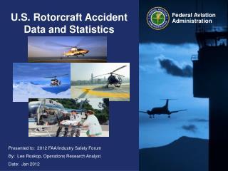 U.S. Rotorcraft Accident Data and Statistics