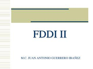 FDDI II