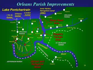Orleans Parish Improvements