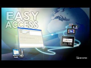 基本的  Easy Access  架構