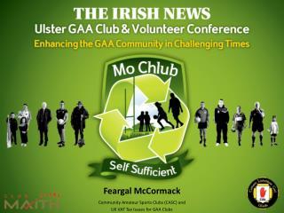 Feargal McCormack