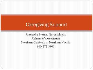 Caregiving Support