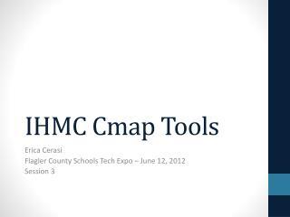 IHMC  Cmap  Tools
