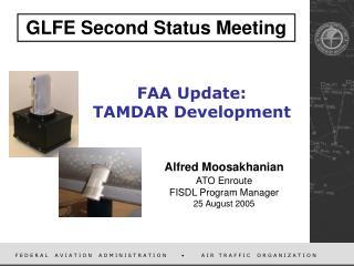 FAA Update: TAMDAR Development