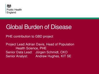 Global Burden of Disease