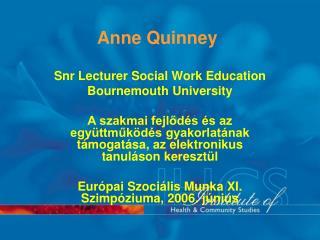 Anne Quinney