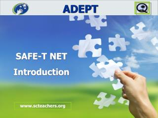 SAFE-T NET  Introduction