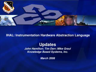 IHAL: Instrumentation Hardware Abstraction Language