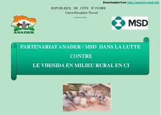 REPUBLIQUE   DE   CÔTE   D' IVOIRE