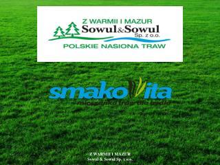 Firma Sowul & Sowul powstała  w 2003 r. Siedziba firmy  znajduje się w Olsztynie