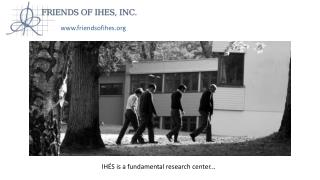 friendsofihes