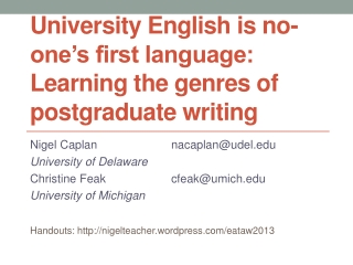 Integrating Global Issues into the Curriculum: The Delaware Example for World Languages