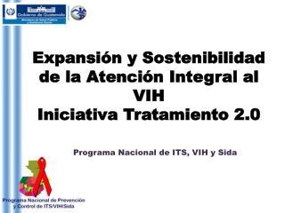 Programa Nacional de ITS, VIH y Sida