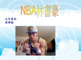 NBA 林書豪