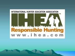 History of Hunter �Safety�