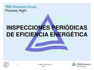 T V Rheinland Group. Precisely Right.
