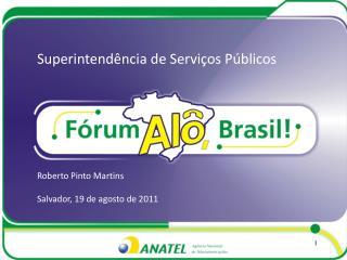 Superintendência de Serviços Públicos
