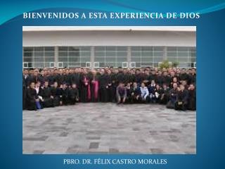 BIENVENIDOS A ESTA EXPERIENCIA DE DIOS
