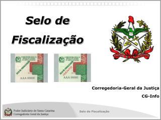 Corregedoria-Geral da Justi a CG-Info
