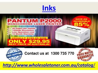 PPT PRINTING INKS PowerPoint Presentation ID1412739