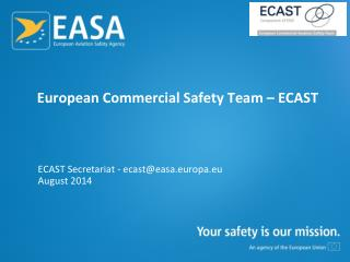 European Commercial Safety Team – ECAST