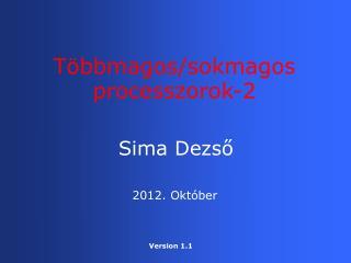 Sima Dezső