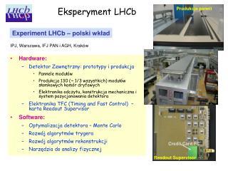 Eksperyment LHCb
