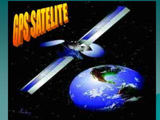 GPS SATELITE