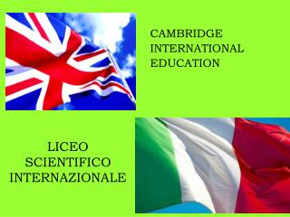 LICEO SCIENTIFICO INTERNAZIONALE